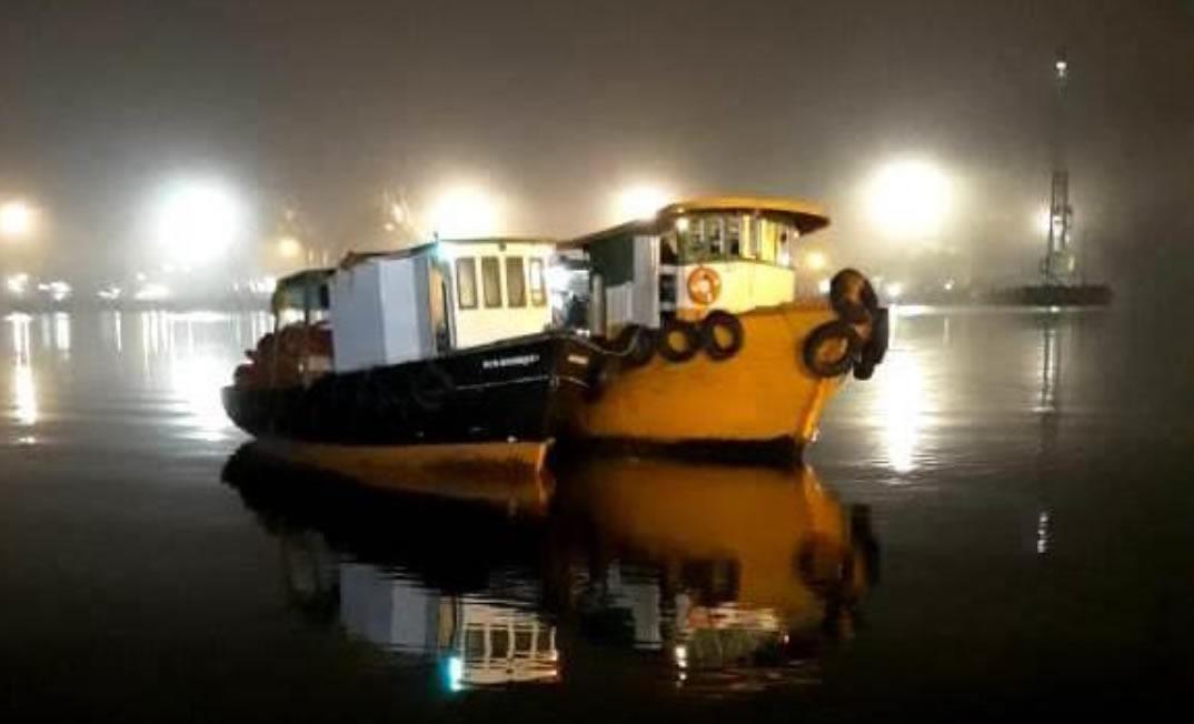 Apoio portuário e Afretamento de embarcações